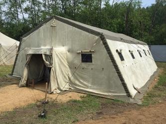 """Летний палаточный лагерь """"Бобровый Остров"""""""